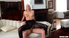 HOT blonde euro chick gets fucked