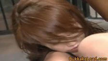 Hina Kurumi Hot Asian doll enjoys hot