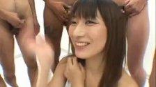 Haruka Mitsuki Cute Asian doll is in hot