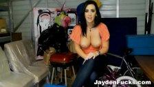 Jayden Jaymes topless interview