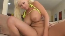 Carley Parker loves the heavy pounding