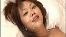 Big Boobed Asian Slut Gets Her