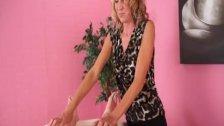 Sexy Milf Cock Massage