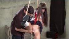 Wasteland BDSM Japanese submissive suspension