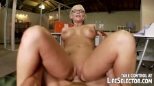 Bang your horny boss, Phoenix Marie!