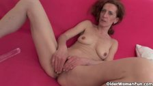 Skinny mature shaved pussy videos