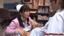 Japanese girl in extreme hardcore
