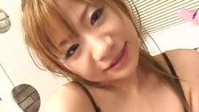 Iruka Sakana Sexy Japanese teen sucks