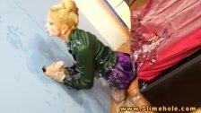 Jenna Lovely at gloryhole