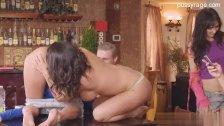 18 years old teenie striptease