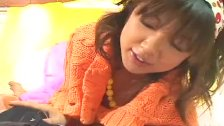 Tender Asian babe Rika Hayama gets boned hard