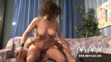 MMVFilms Mature teacher having fun with coupl