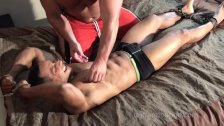 Ricky Luis Bondage clip