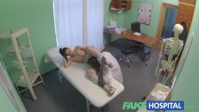 FakeHospital - Sexy english patient screams