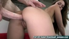 Young girl sucks dick amazing anal and ass