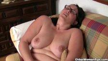 British horniest housewives rather masturbate