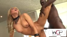 WCPClub  Aleska Diamond goes anal with a BBC