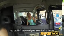Faketaxi - stunning blonde with deep blowjobs
