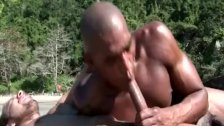 Latin Bareback Anal Sex