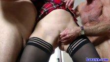 British mature loves geriatric cocks