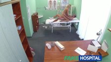FakeHospital - Patient tries doctors sperm