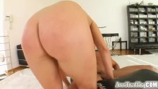 Ass Traffic Renata makes room for his cock