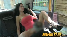 FakeTaxi - Hot babe loves taxi cock