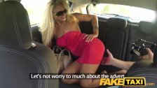 FakeTaxi - Blonde MILF wants to party