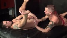 Shane Frost and Cory Koons Raw