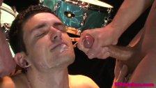 British jocks gay group fun at the pup