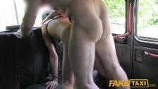 FakeTaxi - Very sexy babes fucks taxi driver