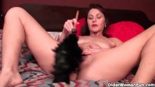 Soccer moms with big tits and hairy pussy