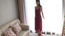 Maki Sakurai fondles her big knockers