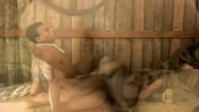 Hot Beefy Cowboys Fucking and Sucking