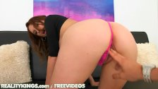 Reality Kings - Sexy redhead wants to do porn