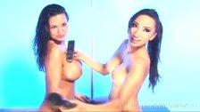 Dirty Jada & Tiffany Chalmers lesbian fun pt2