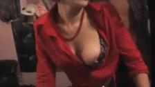 Cute amateur girlfriend sexy masturbation and