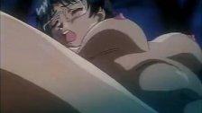 Hard anime sex nightmare at the desert island