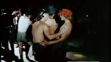 Seventies Gay Disco Threeway - GREASE MONKEYS