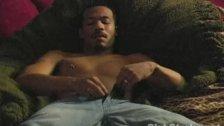 Muscular Black Straight Guy Braxton