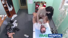 FakeHospital Patient needs more than a cock