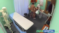 FakeHospital Sexy patient is given the cock