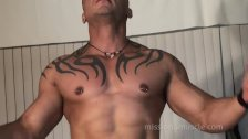 Joey Blade Muscle jerk off