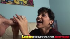 LatinFixation Voluptuous Abella Sucks So Good