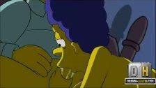 Simpsons Porn - Sex Night