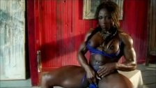 Desiree Ellis 02 - Female Bodybuilder