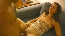 Cheating wife creampied by total stranger
