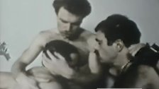FROM PARIS TO NEW YORK Masculine 70s Threeway