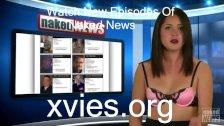Naked News For April 1st 2015