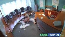 FakeHospital Petite redheads sexual skills